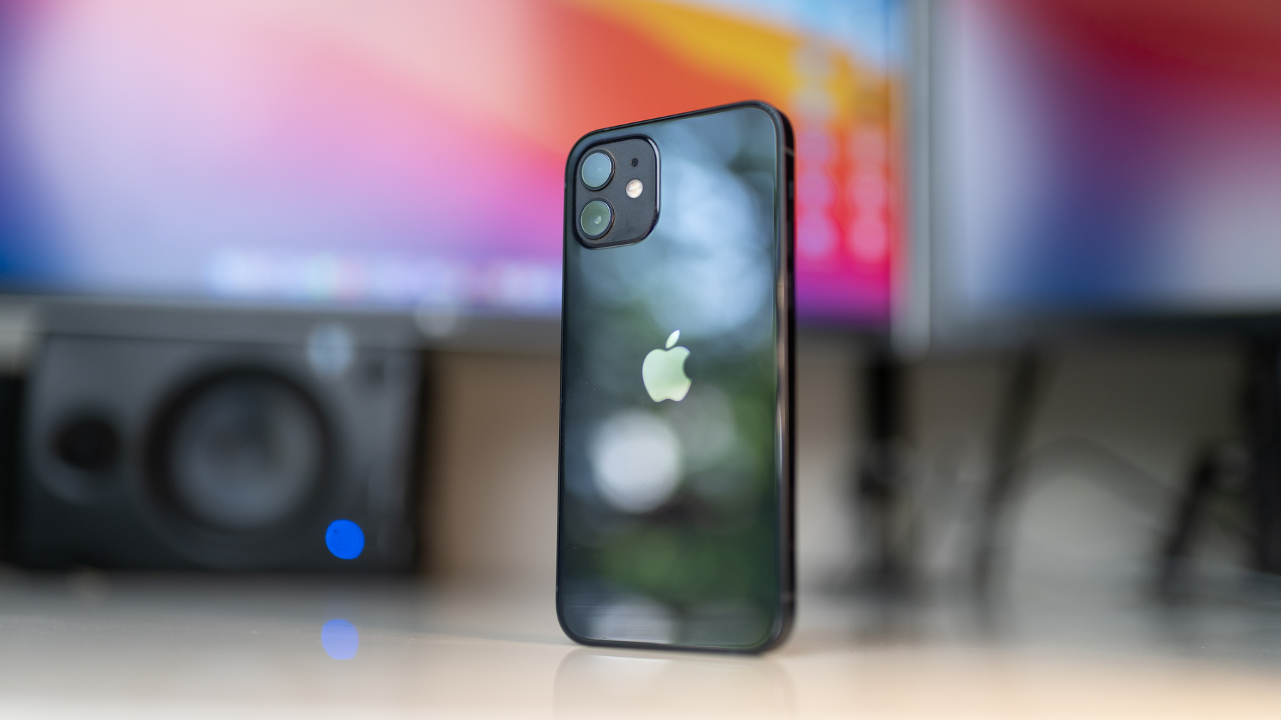 iPhone 12 Black - Rear